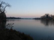 15. Feb., 17:09 Uhr. Heiliger See, Potsdam. Zu Gast bei Peter und Carsten
